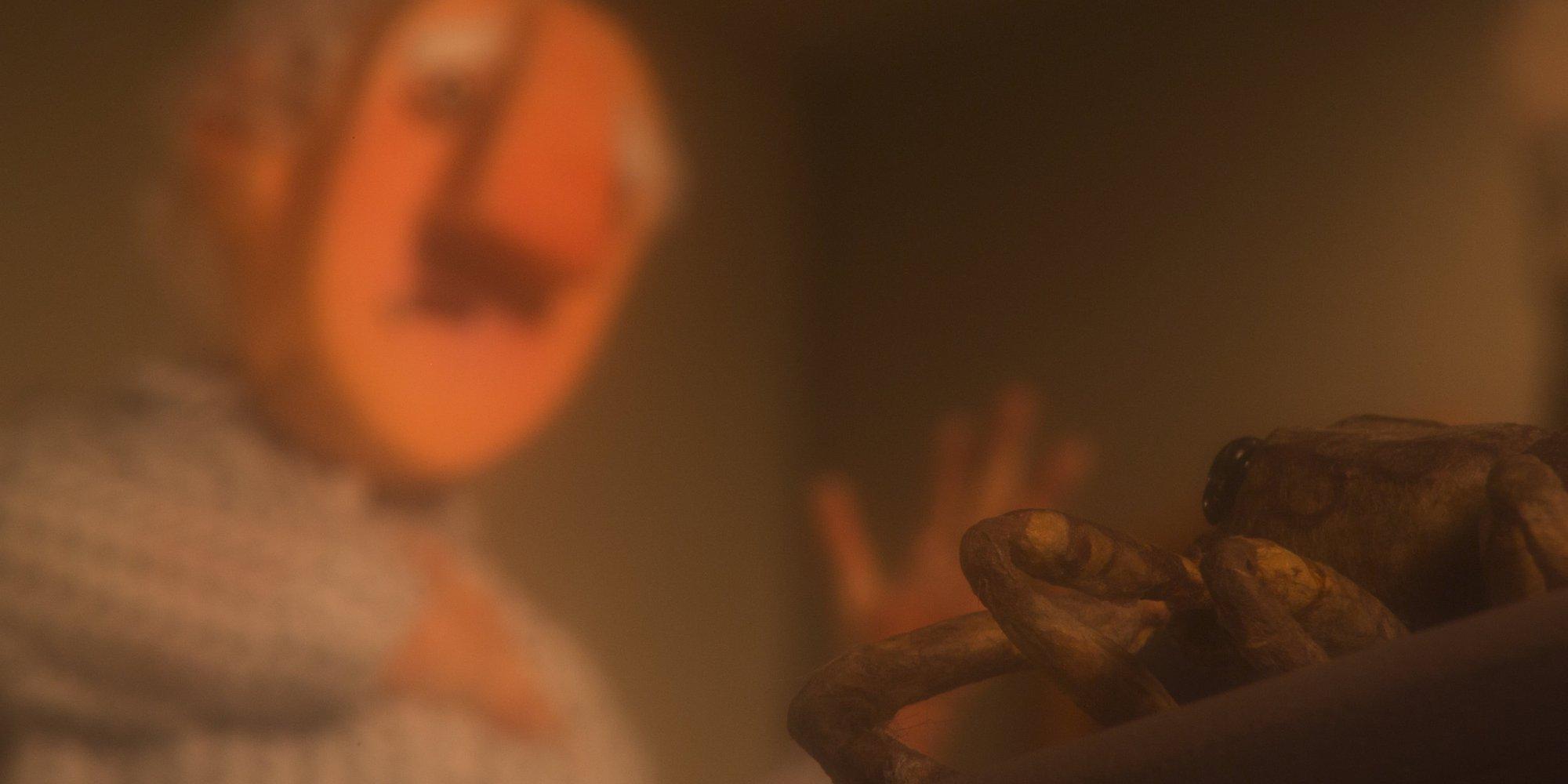 Deady Freddy - Bathroom
