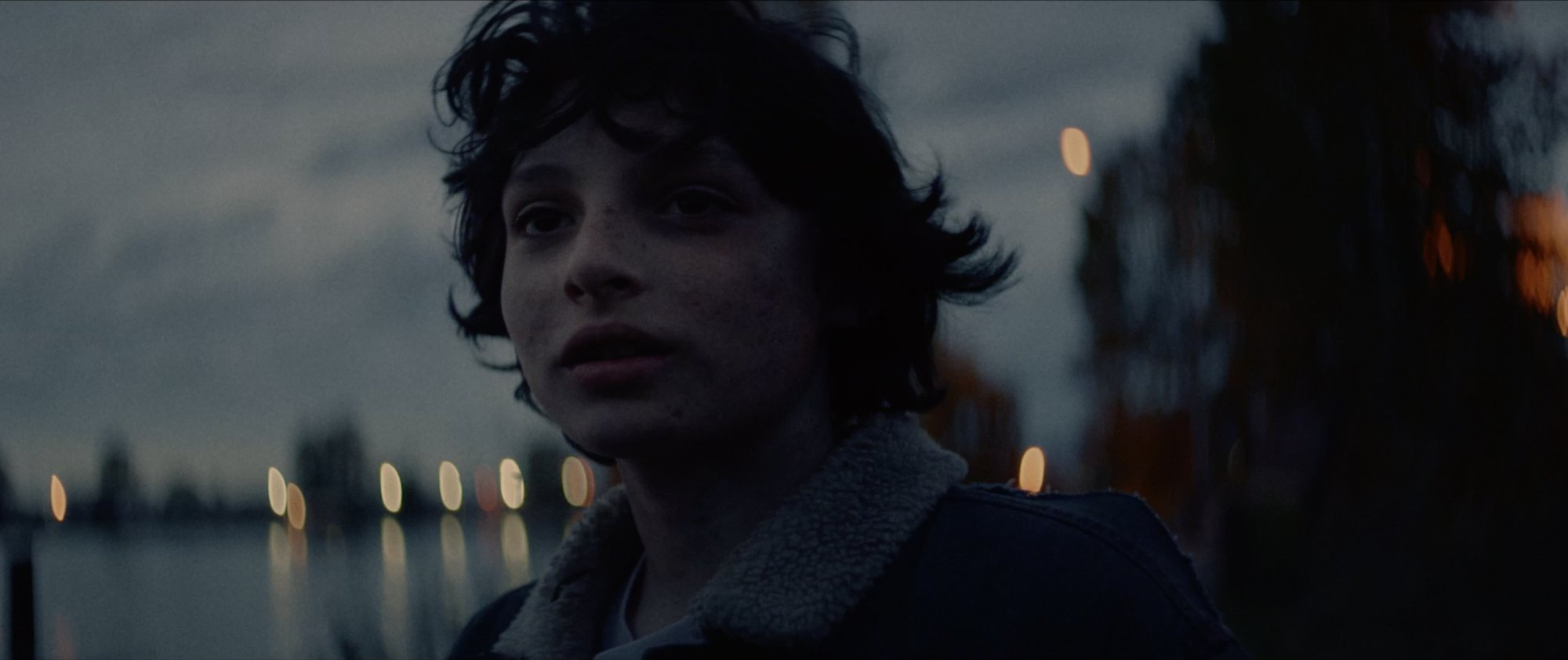 Screengrab from PUP - Sleep In The Heat featuring Finn Wolfhard, October 2016