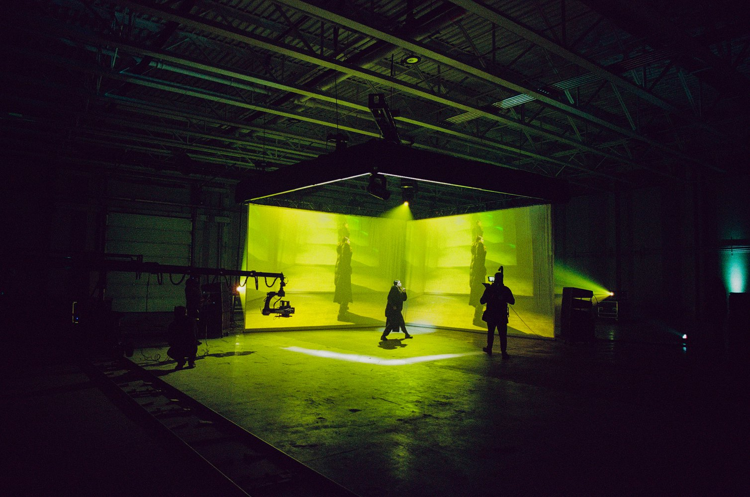 What crew roles do you need to run a smooth commercial film production?