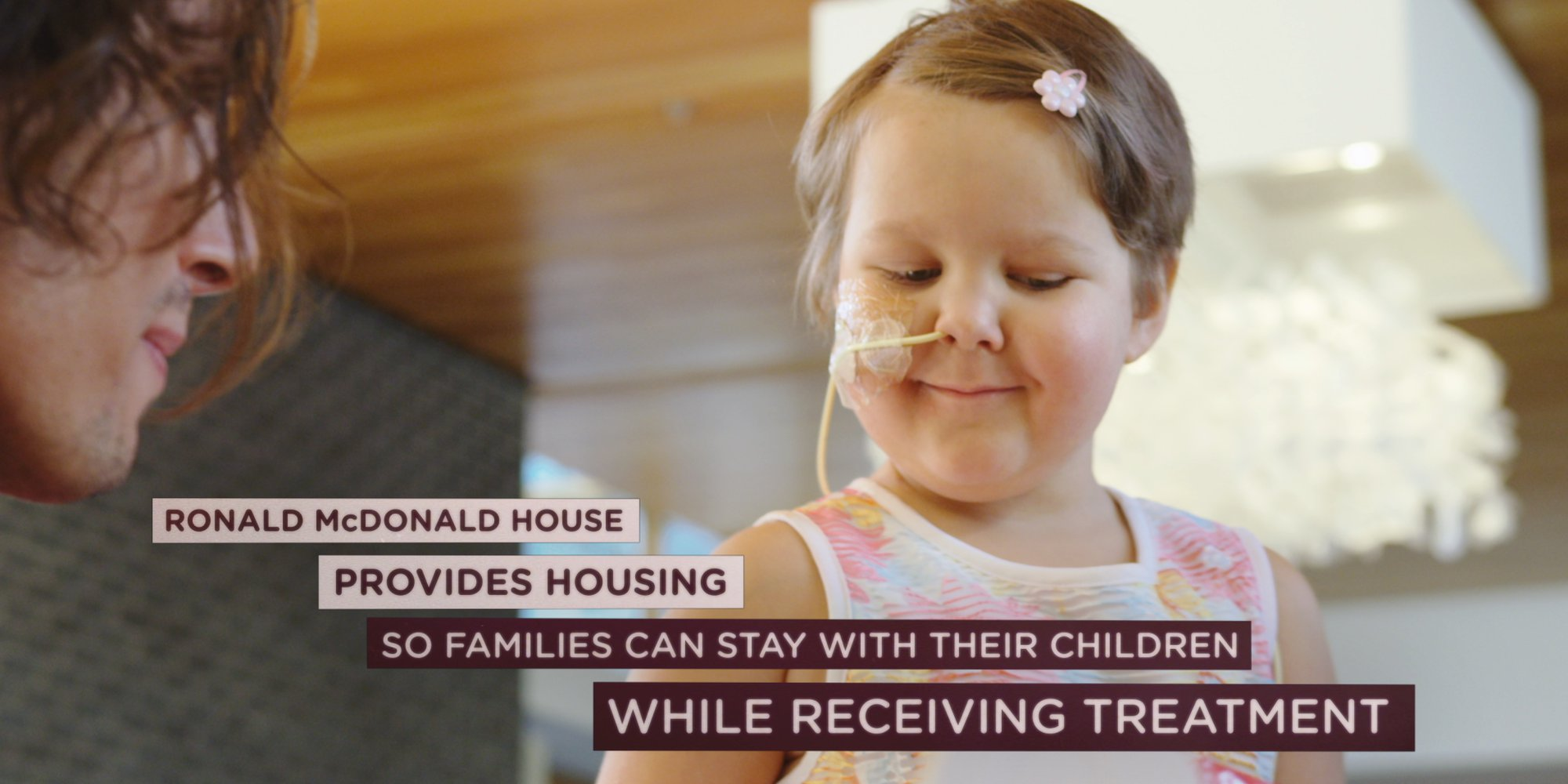 Marianas Trench donated toys to kids at Ronald McDonald House, BC