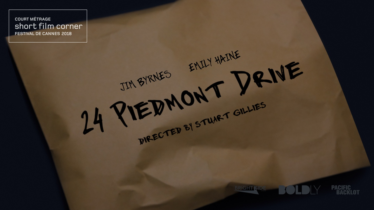 24 Piedmont Drive (Film) Completed