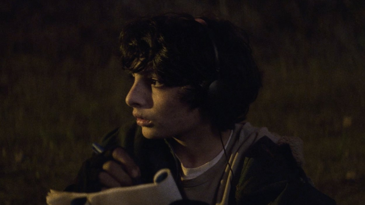 Finn Wolfhard manning the vocals on PUP's video for Sleep In The Heat
