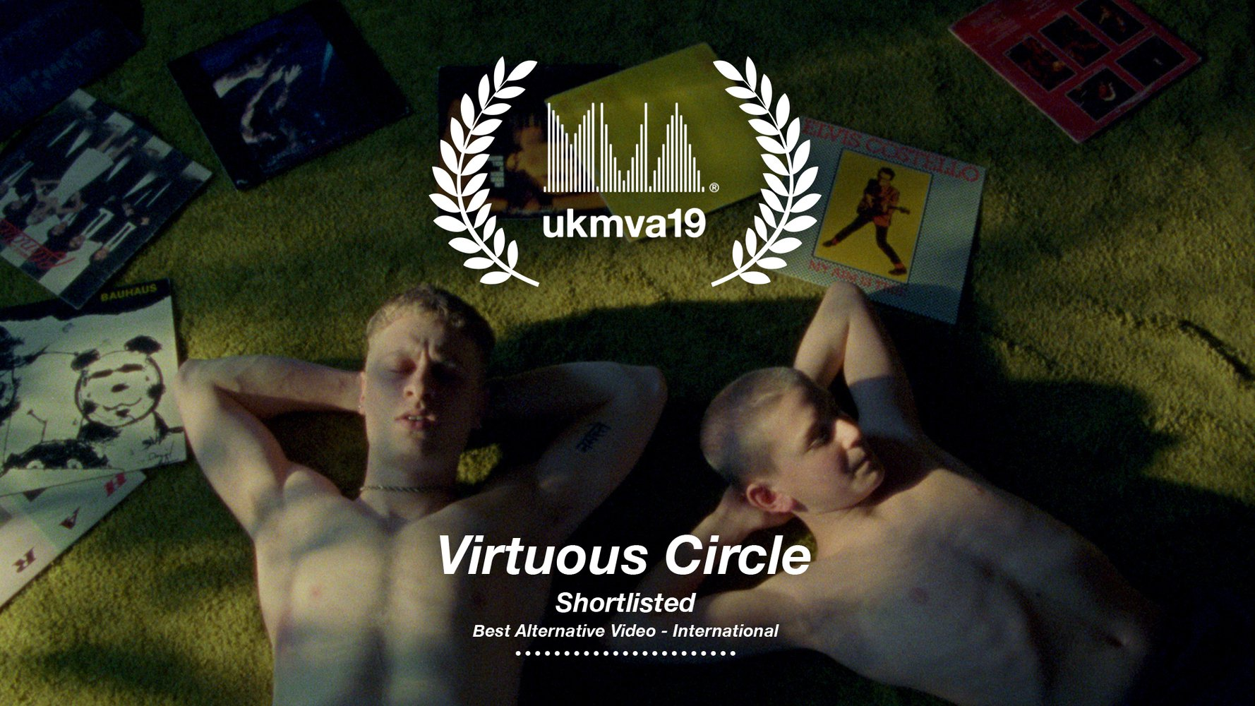 Virtuous Circle, nominated for UKMVA, October 2019