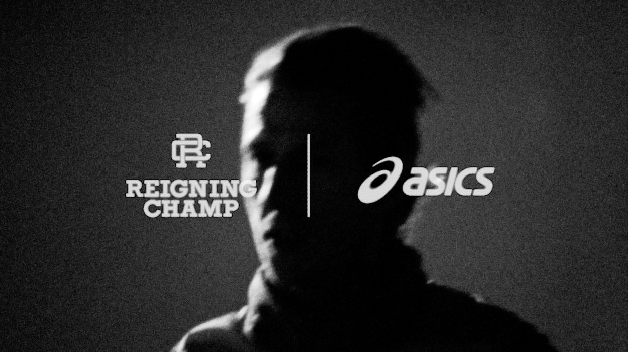 Reigning Champ x Asics - Run by Kacper Larski