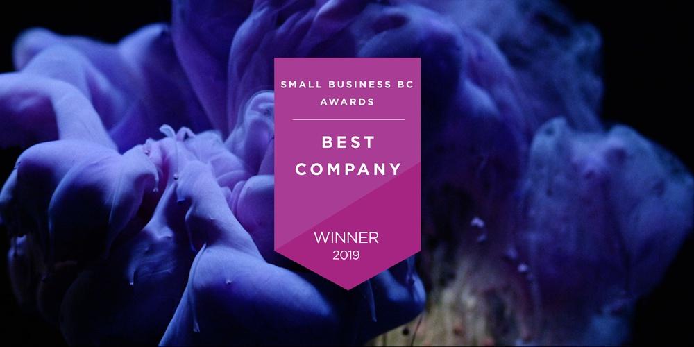 BOLDLY Wins Best Company Award