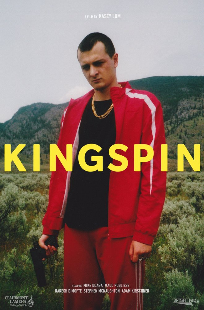 Kingspin Official Poster, Directed by Kasey Lum
