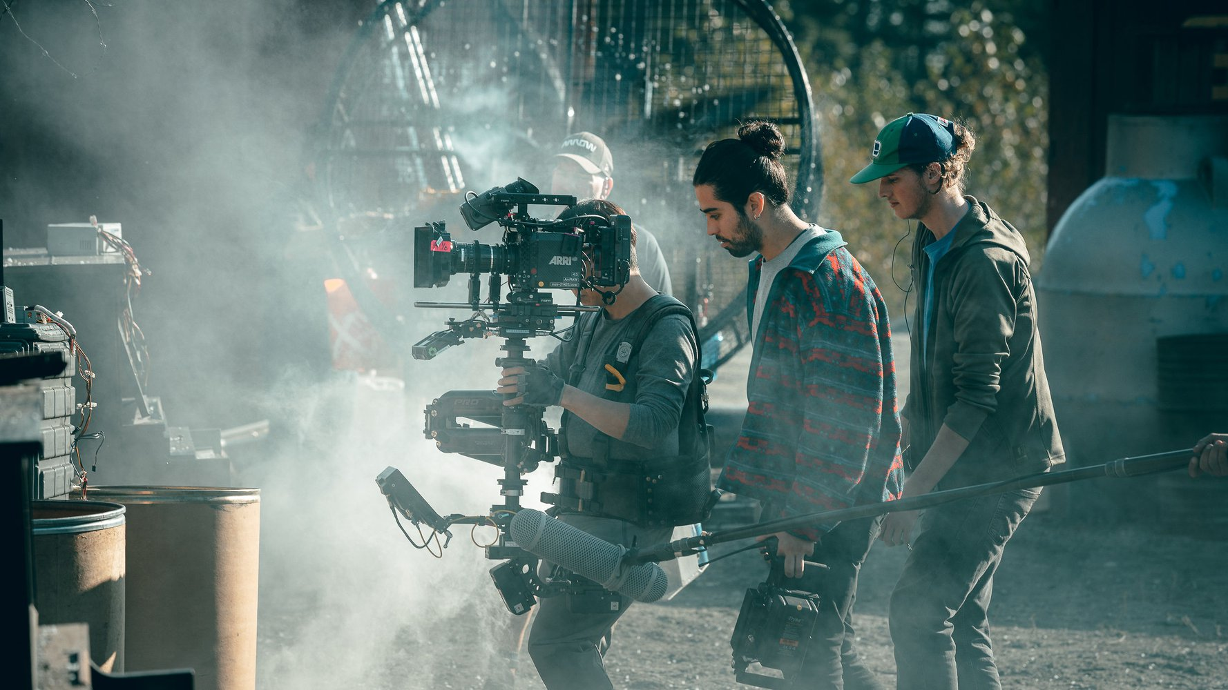 What equipment do you need to have a smooth on-set experience?